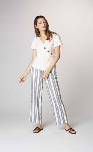 1B 16 Jeans Stripe